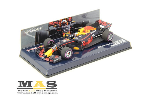Red Bull RB13 D. Ricciardo Australien GP 2017 Minichamps 1/43