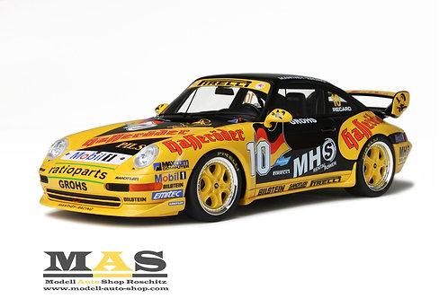 Porsche 911 993 Supercup Manthey Racing H. Grohs GT Spirit 1/18