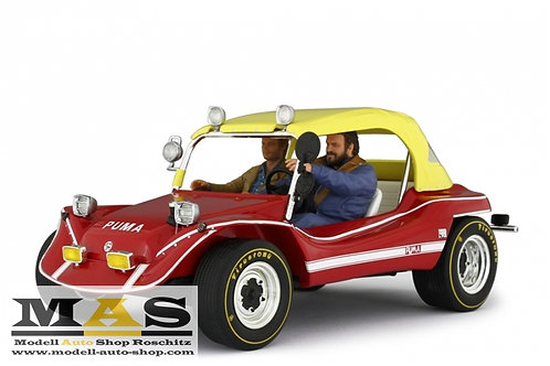 Puma Dune Buggy 1972 Bud Spencer, Terence Hill Laudoracing 1/18