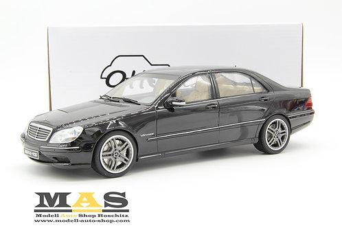 Mercedes-Benz S-Klasse (W220) S65 AMG 2004 Otto Mobile 1/18
