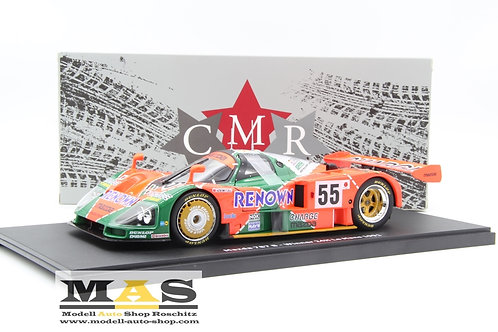 Mazda 787b winner LeMans 1991 CMR 1/18