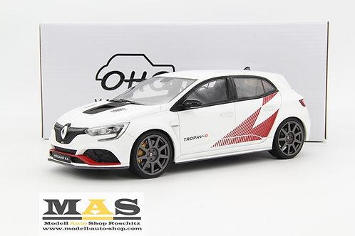 Renault Megane Trophy-R Pack Carbon Otto Mobile 1/18