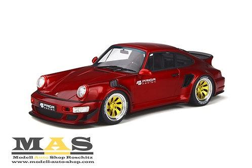 Porsche 911 Prior Design Custom Widebody GT Spirit 1/18