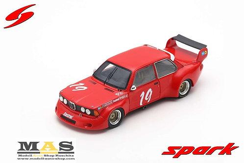 BMW 320 #19 K. H. Becker DRM 1977 Spark 1/43