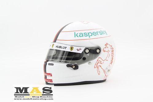 Sebastian Vettel Ferrari SF1000 2020 Helm 1/2