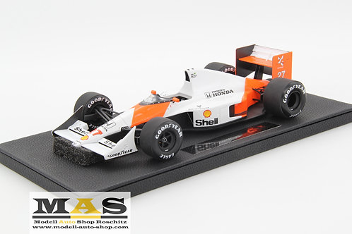 McLaren MP4/5b A. Senna 1990 GP Replicas 1/18