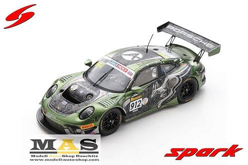 Porsche 911 GT3 R 12h Bathurst 2020 Preining, Werner, Cairoli Spark 1/43