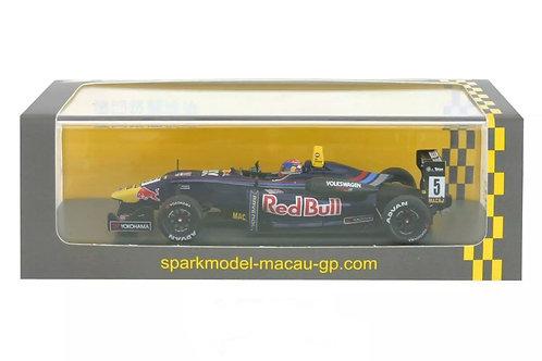 Dallara F314 Volkswagen M. Verstappen Macau GP 2014 F3 Spark 1/43