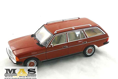 Mercedes Benz S123 200 T-Modell 1982 rot Norev 1/18
