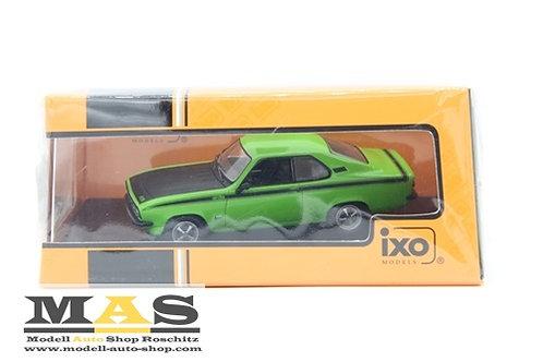 Opel Manta A GT/E grün/schwarz IXO 1/43