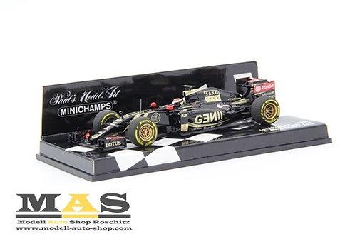 Lotus F1 Team E23 P. Maldonado 2015 Minichamps 1/43
