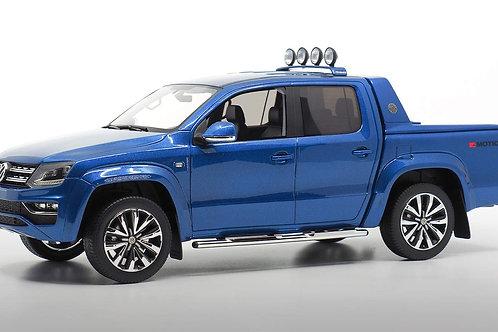 Volkswagen VW Amarok Aventura 2019 V6 TDI blue DNA Collectibles 1/18