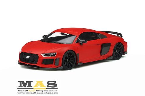 Audi ABT R8 matt red GT Spirit 1/18
