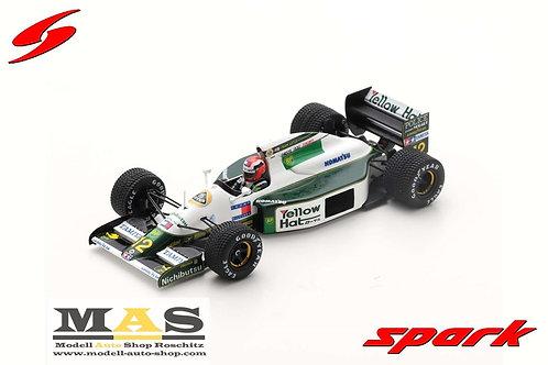 Lotus 102B J. Herbert Australien GP 1991 Spark 1/43