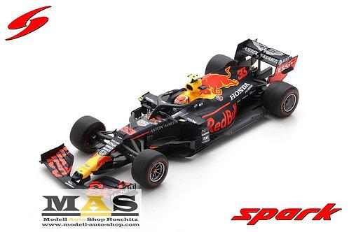 Red Bull RB16 M. Verstappen 3rd Styrian GP 2020 Spark 1/18