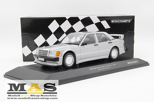 Mercedes 190e 2.5-16v Evo 1 Silber Minichamps 1/18