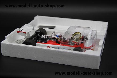 McLaren Ford M23 J. Mass Texaco 1975 Minichamps 1/18