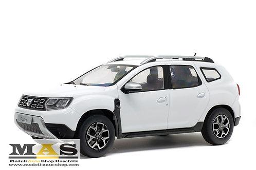Dacia Duster MK2 2018 weiss Solido 1/18