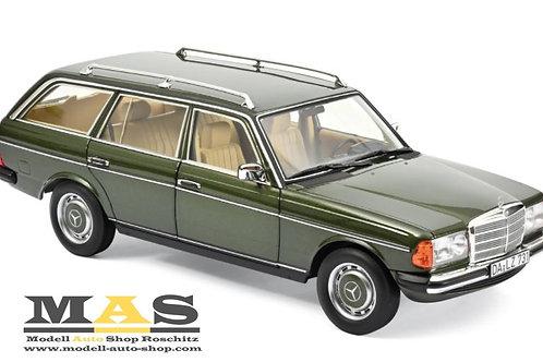 Mercedes 200 T (S123) 1980 - greenmet. Norev 1/18
