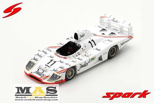 Porsche 936/81 Gewinner 24h LeMans 1981 J. Ickx, D. Bell Spark 1/18