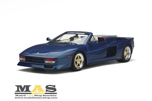 Ferrari 308 GTB Koenig Special Testarossa Spider 1985 blue GT Spirit 1/18
