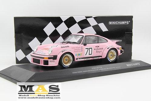 Porsche 934 winner 24h LeMans Gr.4 1981 Minichamps 1/18