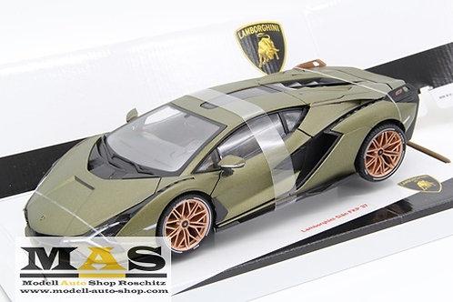 Lamborghini Sian 2019 Bburago 1/18