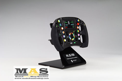 Renault RS19 2019 F1 Steering Wheel Lenkrad Z Models 1/2