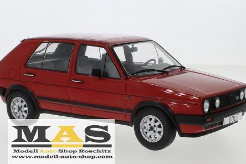 Volkswagen VW Golf 2 GTD 5-Trg 1984 MCG 1/18