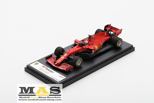 Ferrari SF1000 Austrian GP 2020 S. Vettel Look Smart 1/43