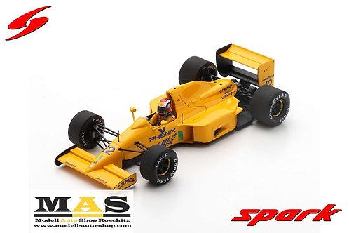 Lotus 102 J. Herbert Japan GP 1990 Spark 1/43