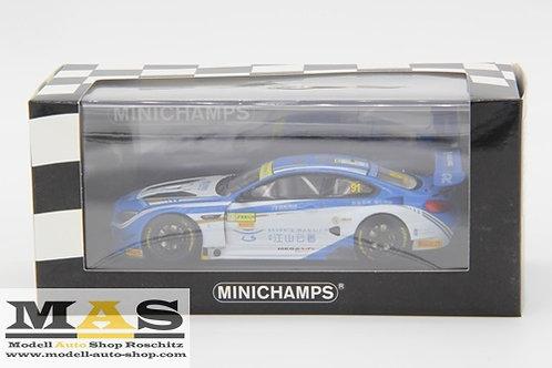 BMW M6 GT3 Macau GT Cup 2017 M. Wittmann Minichamps 1/43
