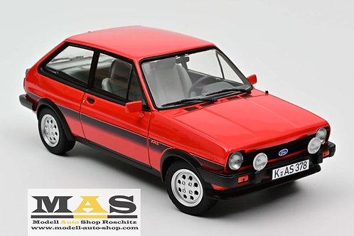 Ford Fiesta XR2 1981 rot Norev 1/18