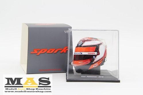 Kimi Raikkonen Alfa Romeo C38 2019 Spark 1/5