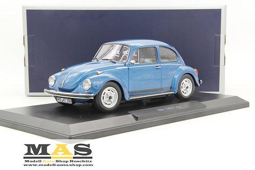 Volkswagen VW Käfer 1303 City Baujahr 1973 blau Norev 1/18