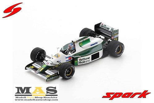 Lotus 102b M. Hakkinen Australien GP 1991 Spark 1/43