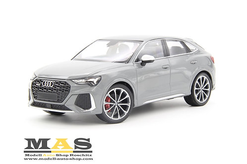 Audi RS Q3 Sportback F3 2019 grau metallic Minichamps 1/18