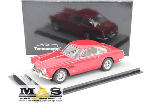 Ferrari 250 GTE 2+2 Coupe 1962 rot Tecnomodel 1/18