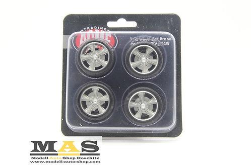 Pontiac GTO rims gray ACME 1/18