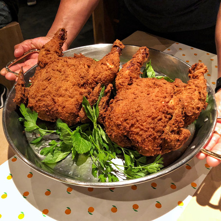 $500 Fried Chicken and Caviar. Worth it?