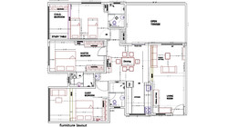 Architectural Drafting - Floor Plan
