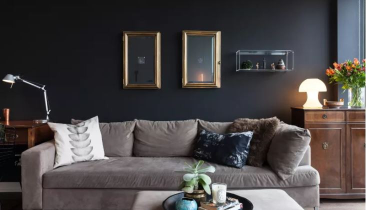 contrast interior
