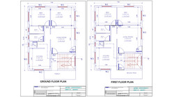 Architectural Drafting- Floor Plan