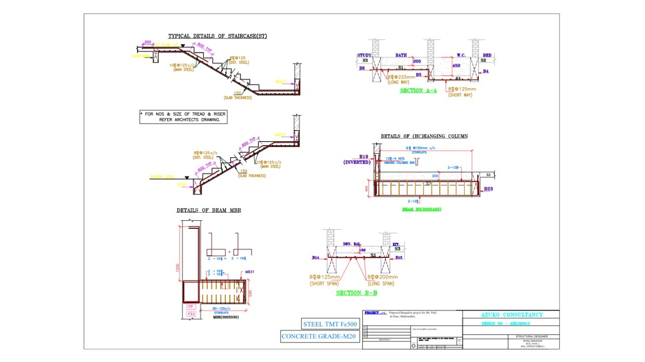 Structural Analysis & Drafting