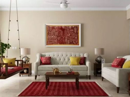 Decorate Your Home with a Desi Touch