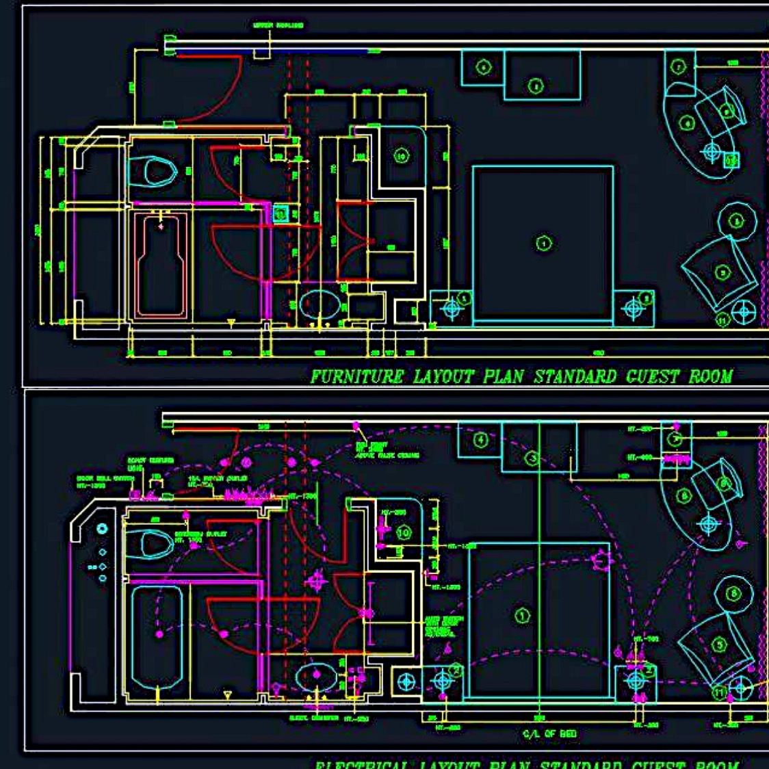 GuestHouseElectricLayout
