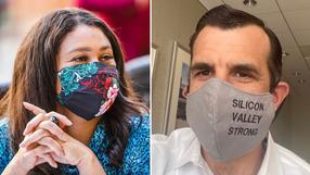 No solo Newsom: Alcaldes de San Francisco y San José arrestados por violar las propias pautas de C19
