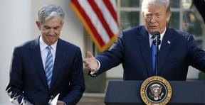 La Fed admite que Trump tenía razón todo el tiempo