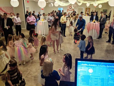Daddy Daughter Dance Good Shepard Episcopal School & Church Tequesta FL