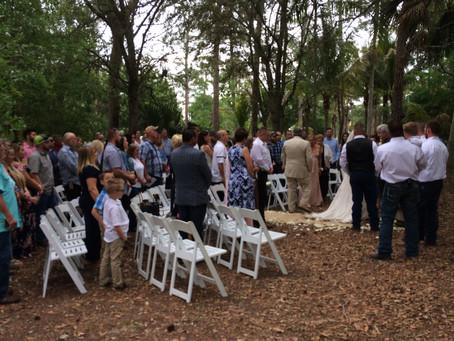 Rustic Weddings DJ Photo Booth Photography Outdoor Wedding Florida Barns & Farm Wedding